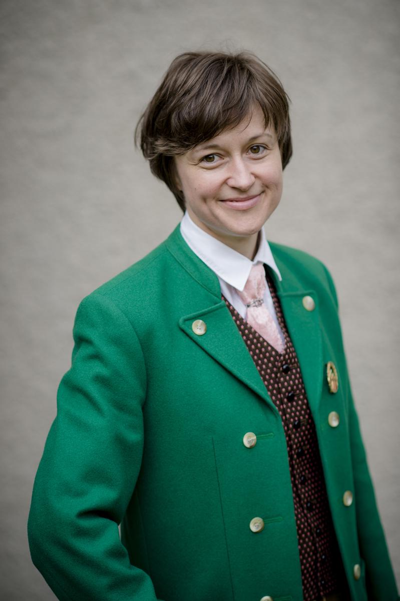 Barbara Fetz : Klarinette