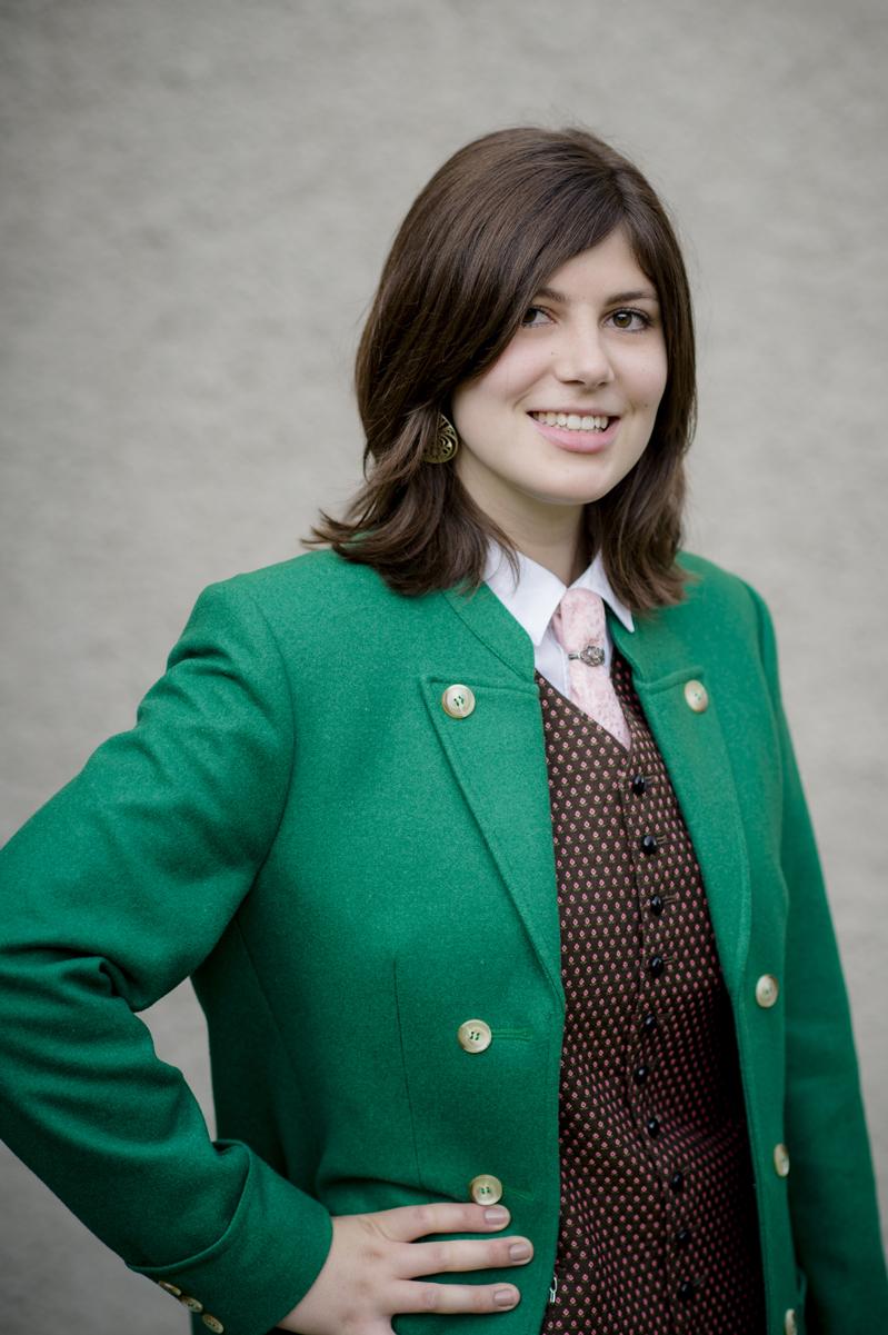 Joanna Freiberger : Marketenderin