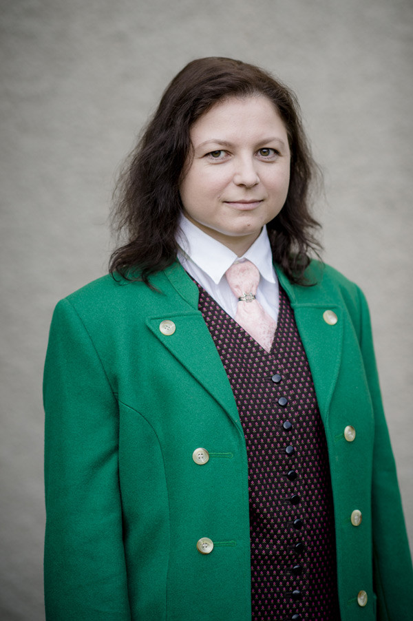 Martina Schnalzer : Alt-Saxophon