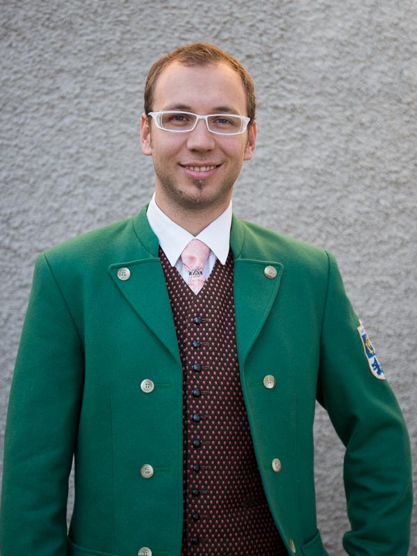 Matthias Ladenhauf : Kassier-Stv.