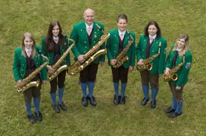 Register Saxophon