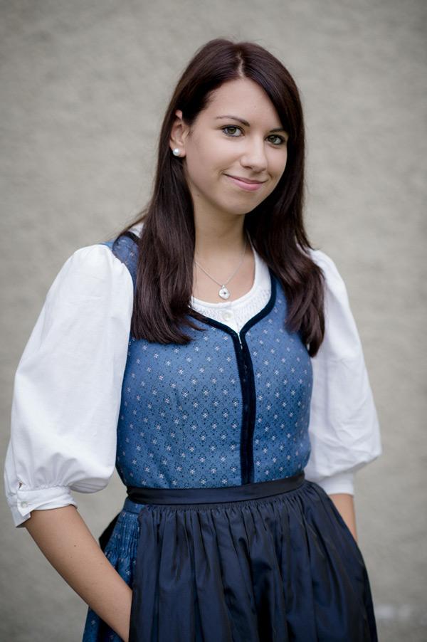Tanja Huber : Marketenderin