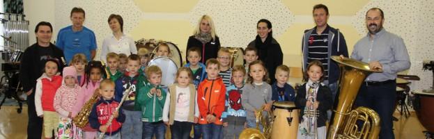 Instrumentenvorstellung Kindergarten