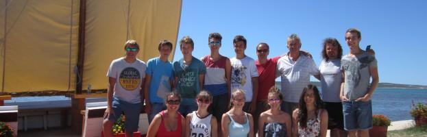 Jugendausflug nach Kroatien