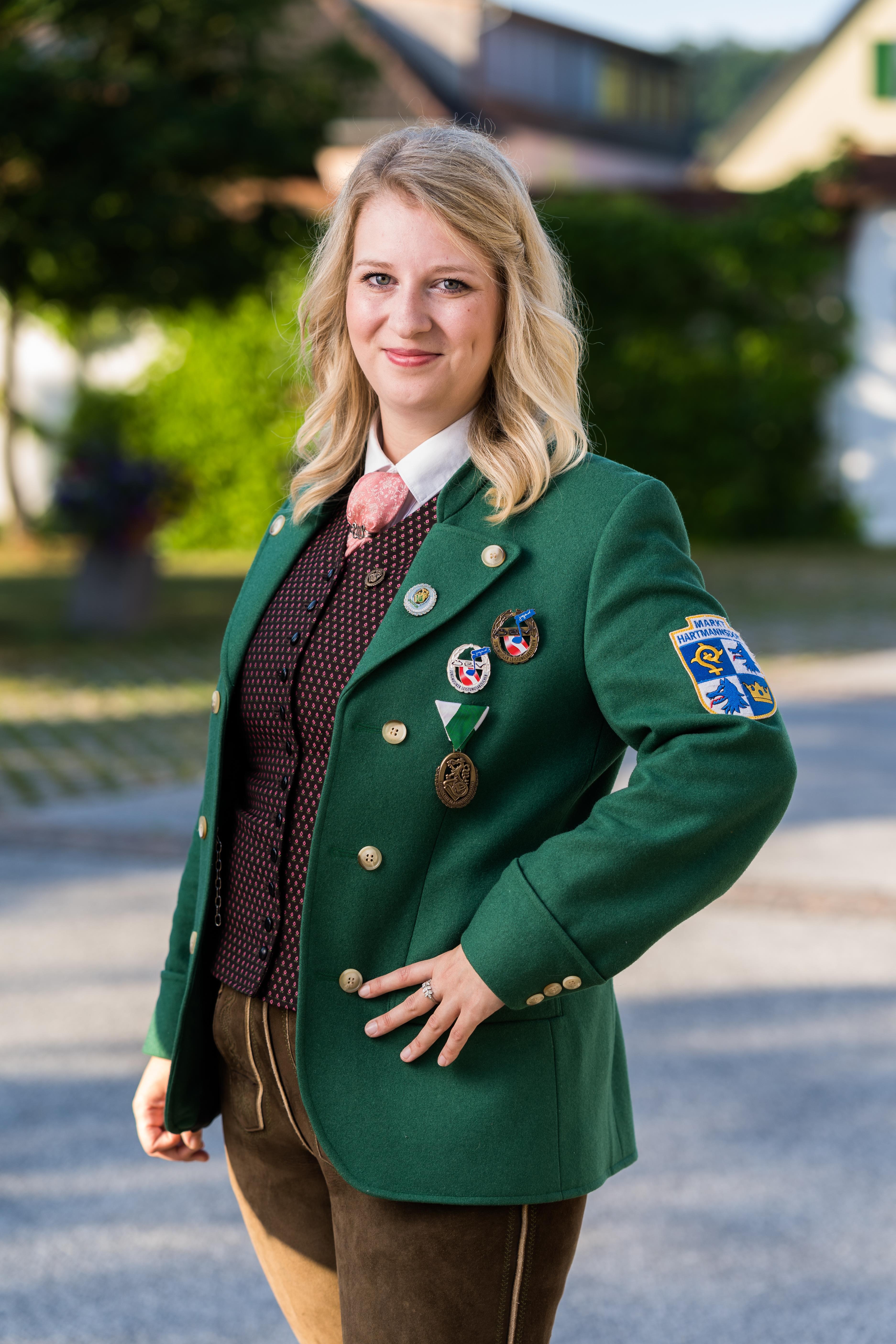 Christina Buchebner : Tenorhorn