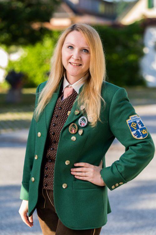 Regina Schnalzer : Flügelhorn