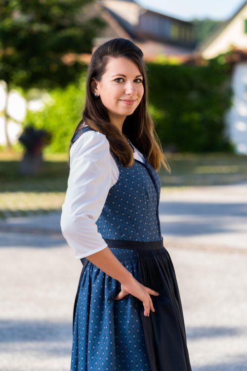 Tanja Huber : Schriftführerin-Stv.
