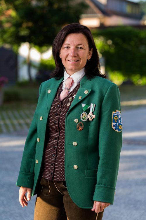 Daniela Rechberger : Schriftführerin
