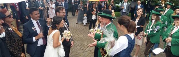 Hochzeit von Theresa & Klaus