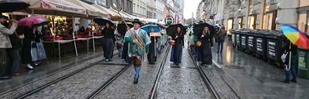 16. Aufsteirern in Graz