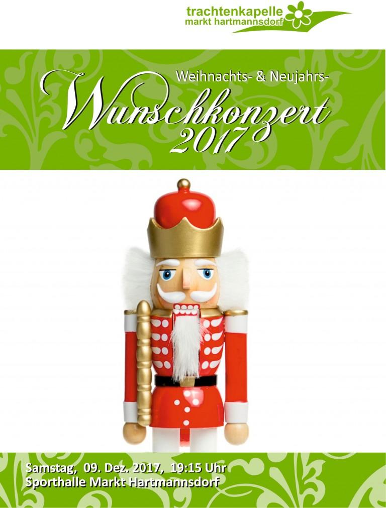 Weihnachts- & Neujahrs-Wunschkonzert