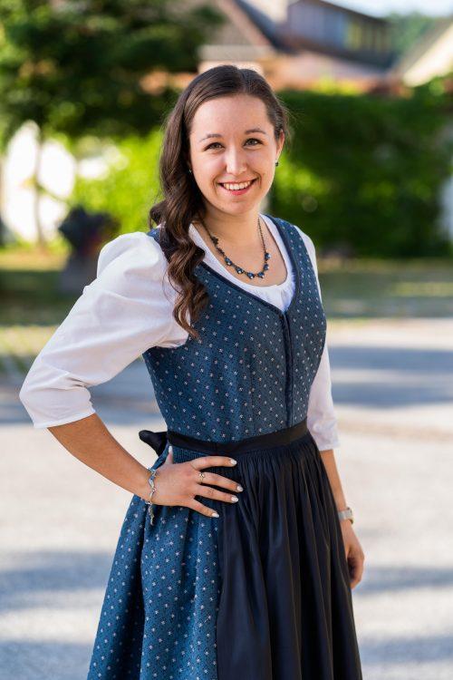 Katharina Fleischhacker : Marketenderin
