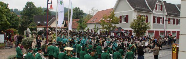 Rittscheintaltreffen & Bezirksmusikfest
