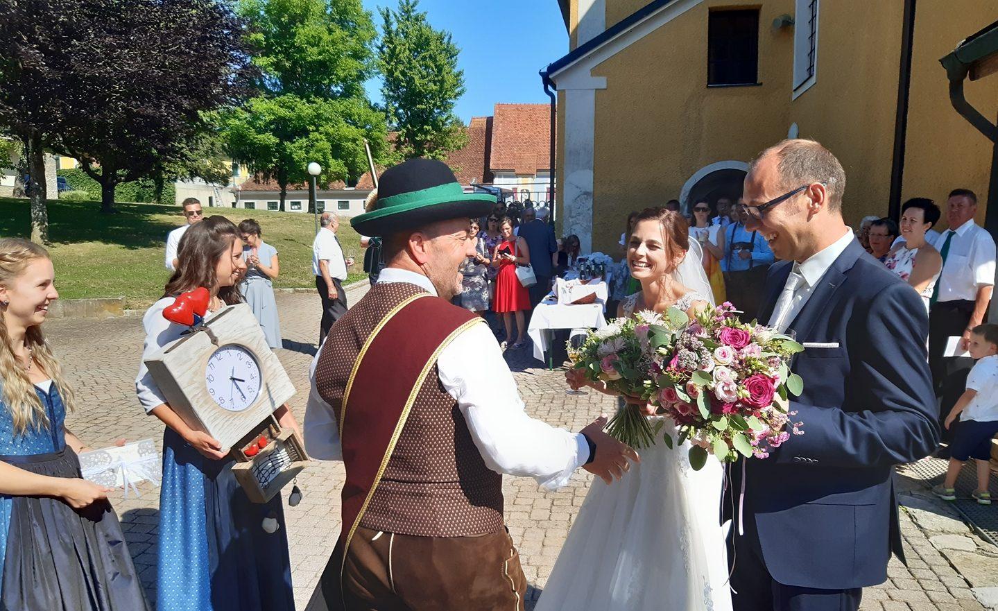 Hochzeit von Conny & Matthias